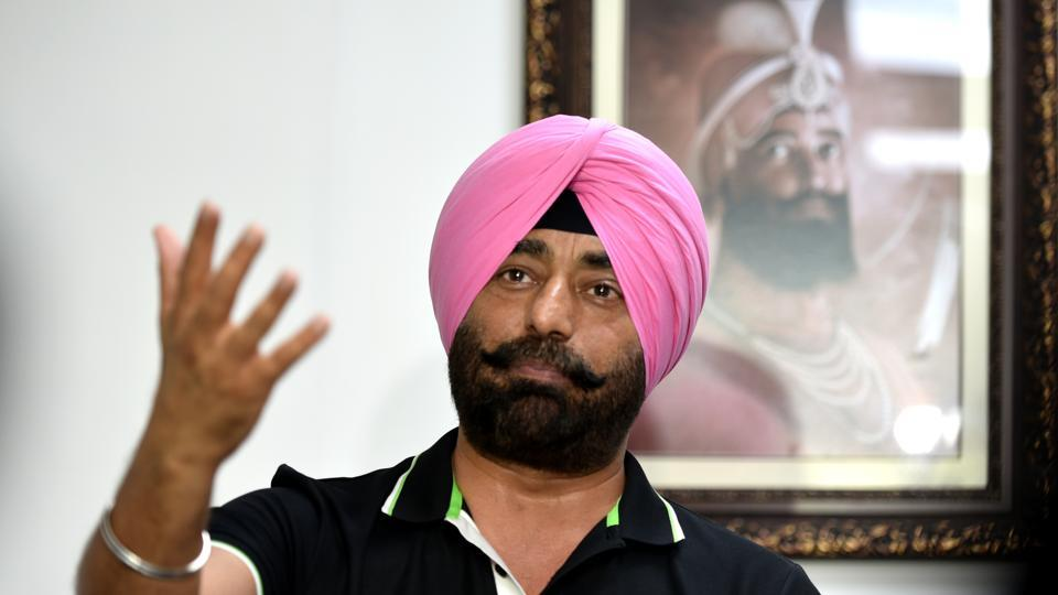 Leader of opposition in Punjab assembly, Sukhpal Singh Khaira