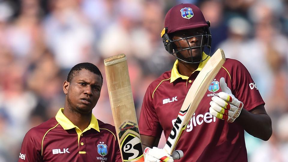 Jason Holder-led West Indies lost the ODI series to England as they lost the fourth match via DLS method.