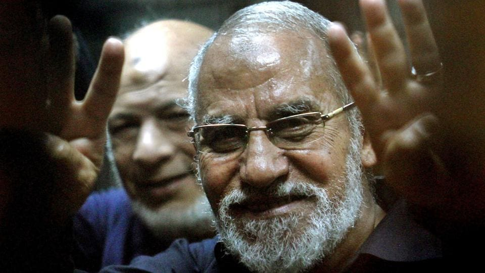 Mohamed Badie,Muslim Brotherhood,Muslim Brotherhood supreme guide