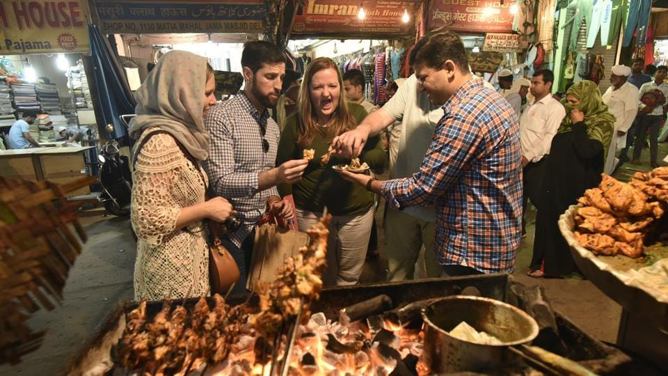 One can enjoy classic Delhi delicacies and new contemporary cuisines at this food festival.