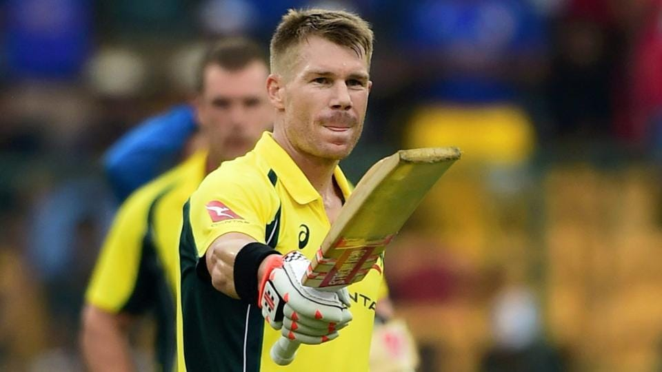 David Warner slammed a century to guide Australia to victory over India in the 4th ODI encounter in Bangalore. Get highlights of India vs Australia, 4th ODI in Bangalore, here