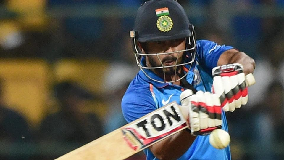 Kedar Jadhav (67 off 69) played well, but it was not enough to clinch the game for India. (PTI)
