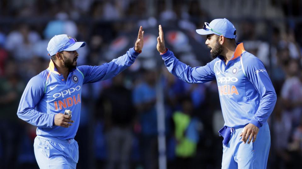 India vs Australia,Indian cricket team,Kedar Jadhav