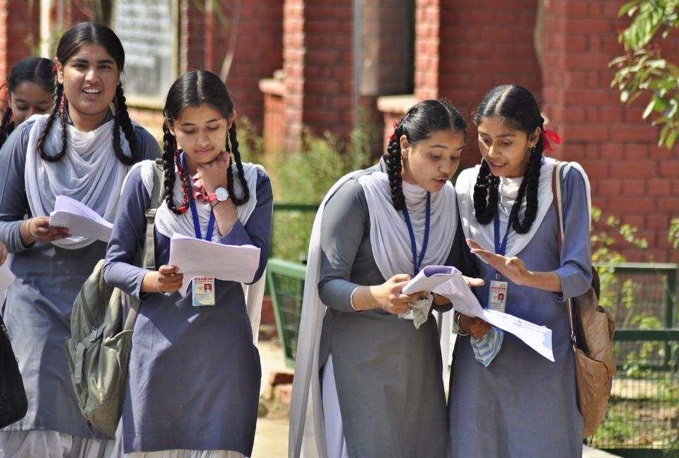 An HRD ministry advisory to schools and CBSE points out that the practice of awarding moderation marks should be done away with, except in cases  of ambiguity in question papers