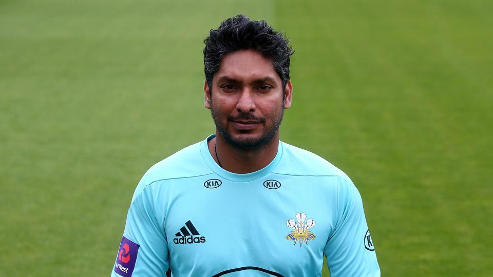 Kumar Sangakkara,Sri Lanka cricket team,English county championship