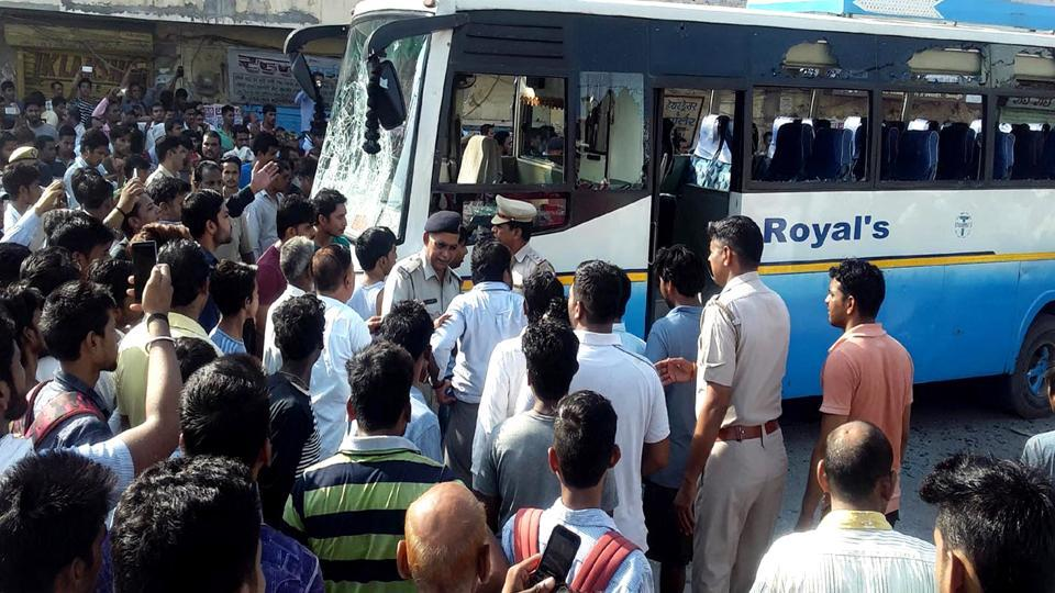 Haryana news,road accident,Rewari