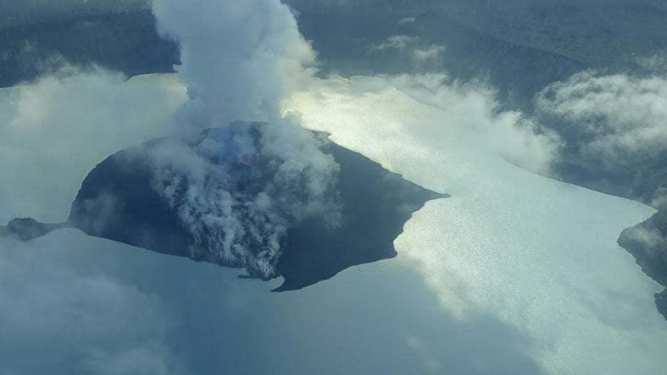 New Zealand,Vanuatu,Volcano