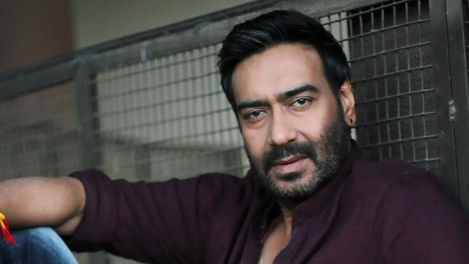 Actor Ajay Devgn says that he has never been bothered by how to maintain his 'position' in Bollywood.