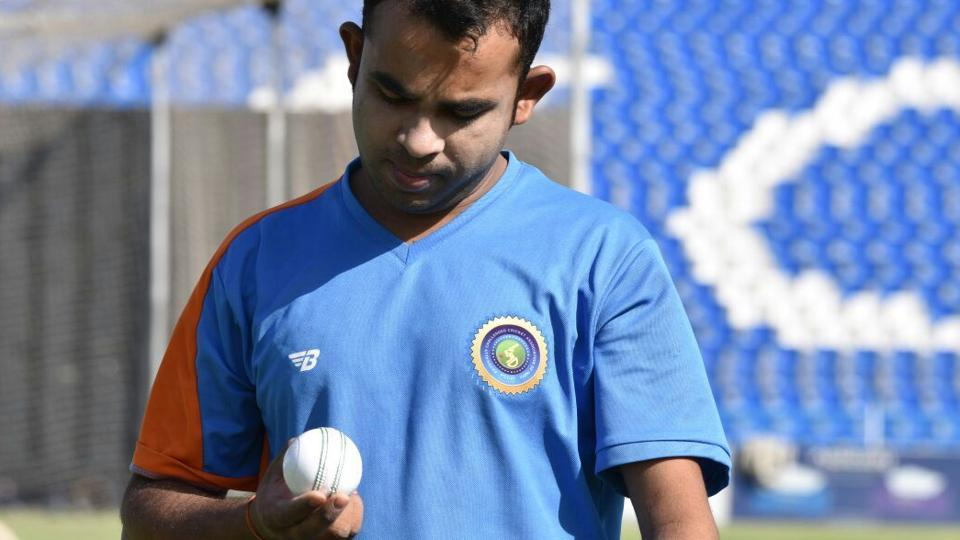 Gurudas Raut is a member of the Indian disabled cricket team.