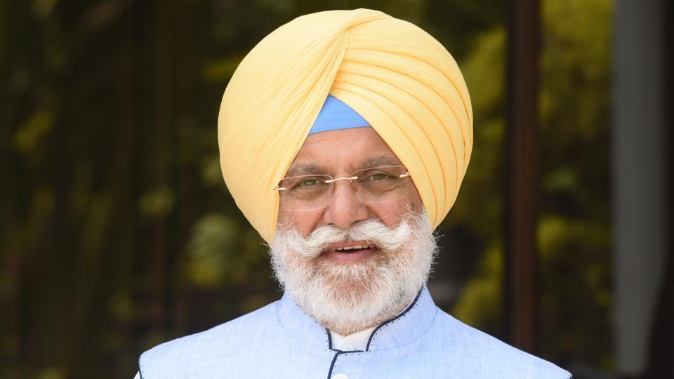 Power and irrigation minister Rana Gurjit Singh