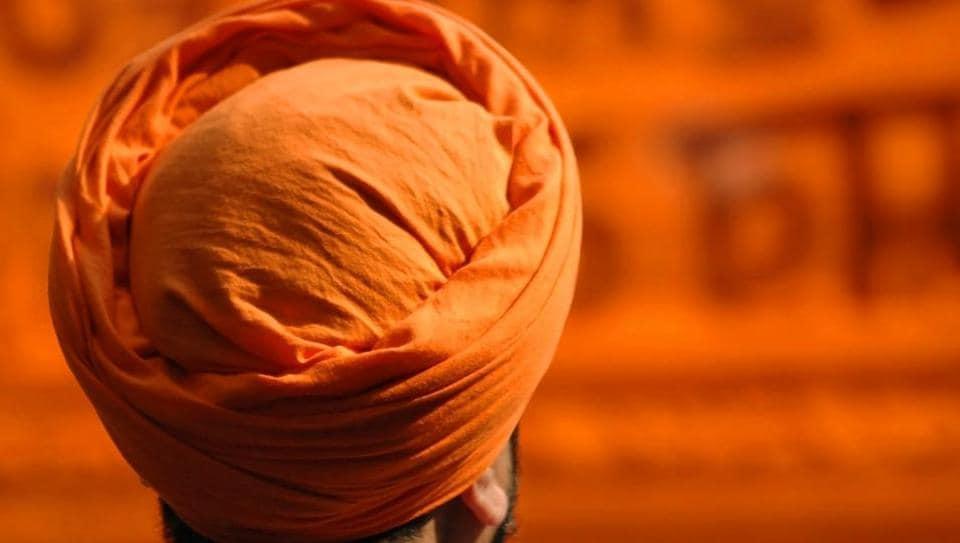 Sikh,Turban,Football