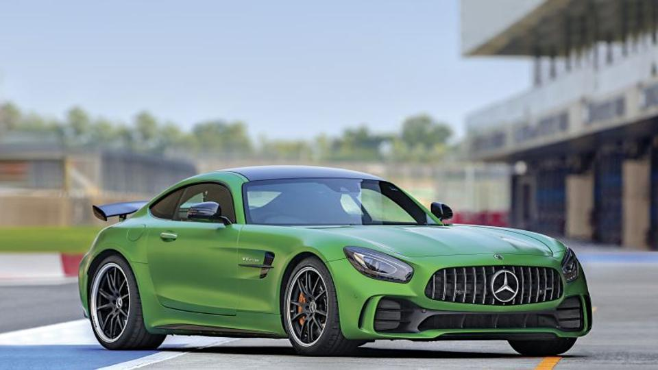 Mercedes-AMG GT R,Mercedes-AMG GT R review,Mercedes-AMG GT R specifications
