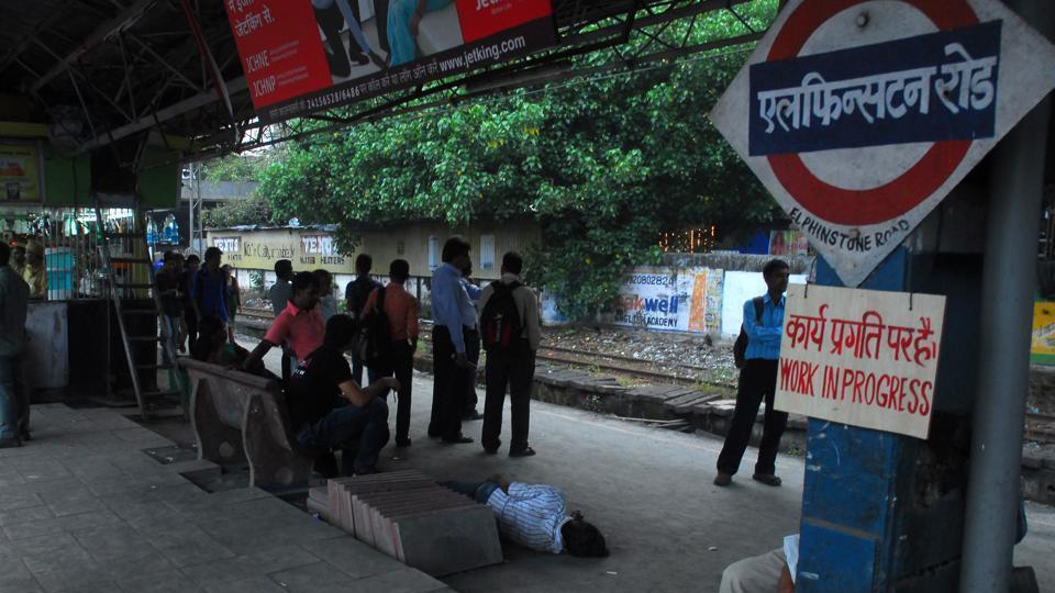 Mumbai stampede,Mumbai rains,Mumbai local station