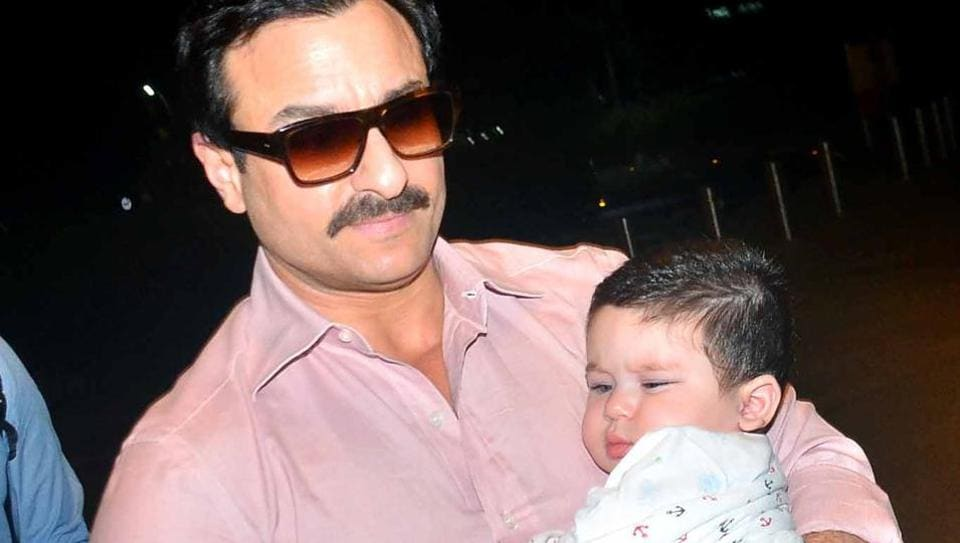 Taimur Ali Khan was born on December 20, 2016.