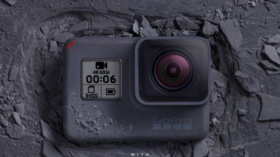 The company claims the 'HERO6 Black' has the most advanced video stabilisation ever achieved in a GoPro.