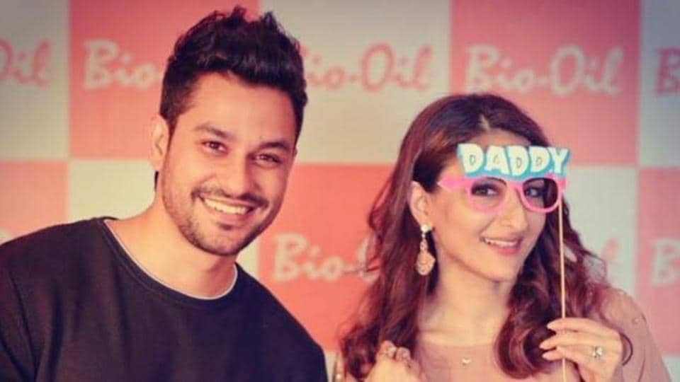 Soha Ali Khan And Husband Kunal Kemmu Have Become Parents To A Baby Girl On Mahanavami