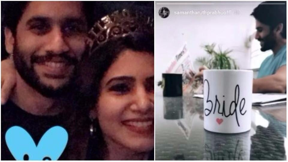 Samantha Ruth Prabhu,Naga Chaitanya,Samantha Naga wedding