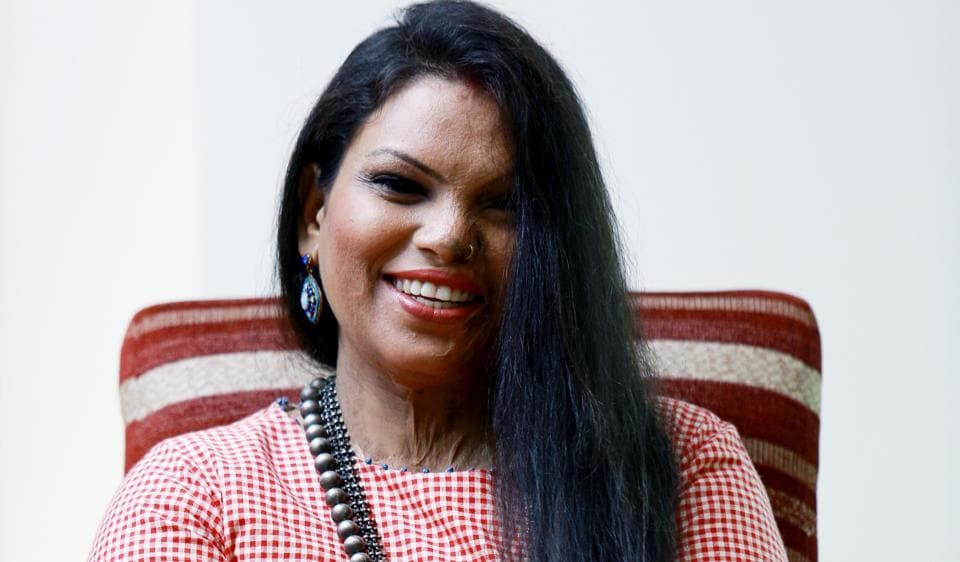 Mamta is an acid attack surviver who is helping other survivors start their lives from scratch