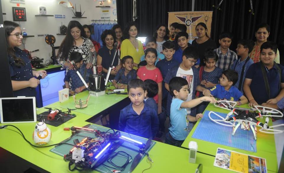 Mohsina Mirza,Inverto Techno Robotics and Flying Club,Uttar Pradesh