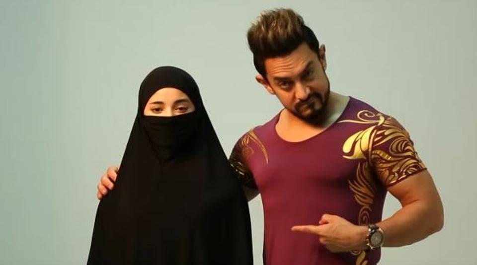 Aamir Khan plays a hit musician in Secret Superstar, Shakti Kumaar.