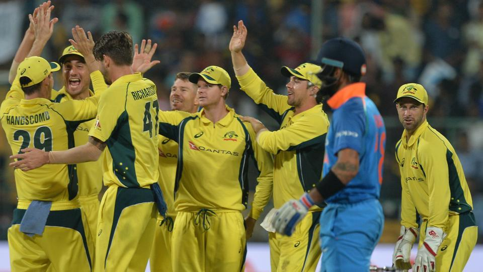 India vs Australia,Australian cricket team,Indian cricket team