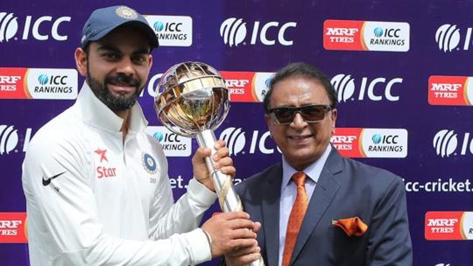 India vs Australia,Virat Kohli,Sunil Gavaskar