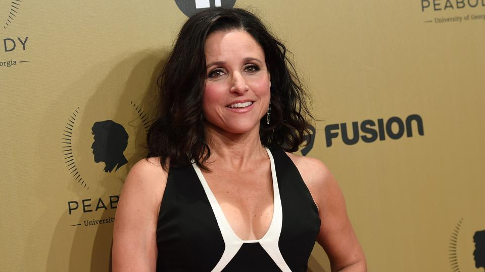 Julia Louis-Dreyfus,Julia Louis-Dreyfus Cancer,Breast Cancer