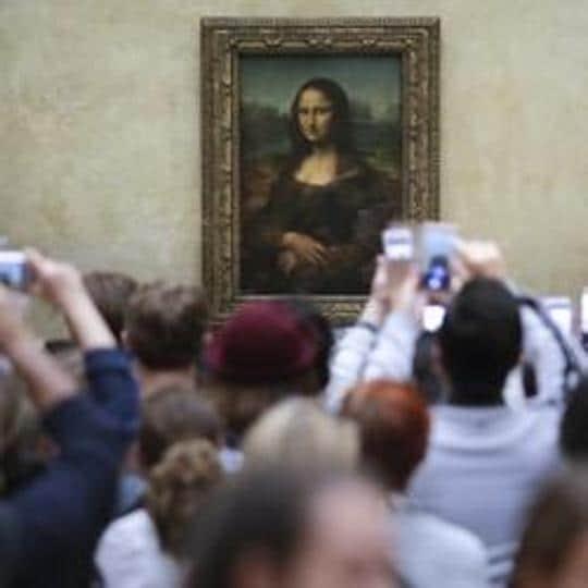 Leonardo da Vinci,Mona Lisa,Musée du Louvre