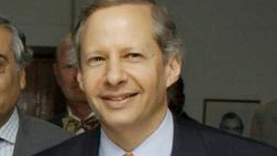 Kenneth Ian Juster,US Ambassador to India,United States of America