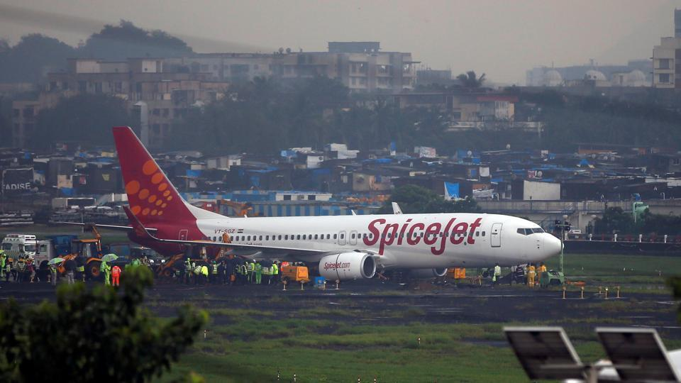 Bombardier,SpiceJet,Indian aviation sector