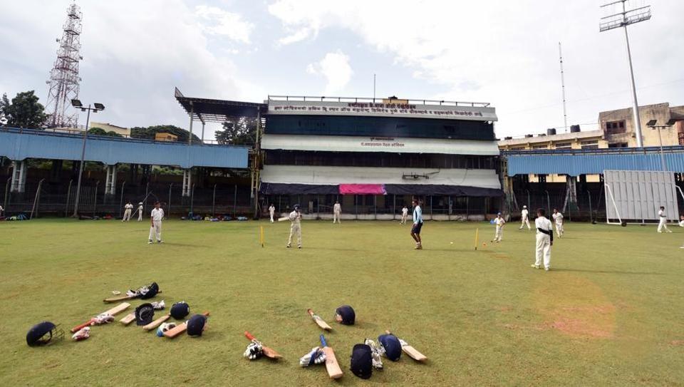 Old Nehru Stadium in Pune.