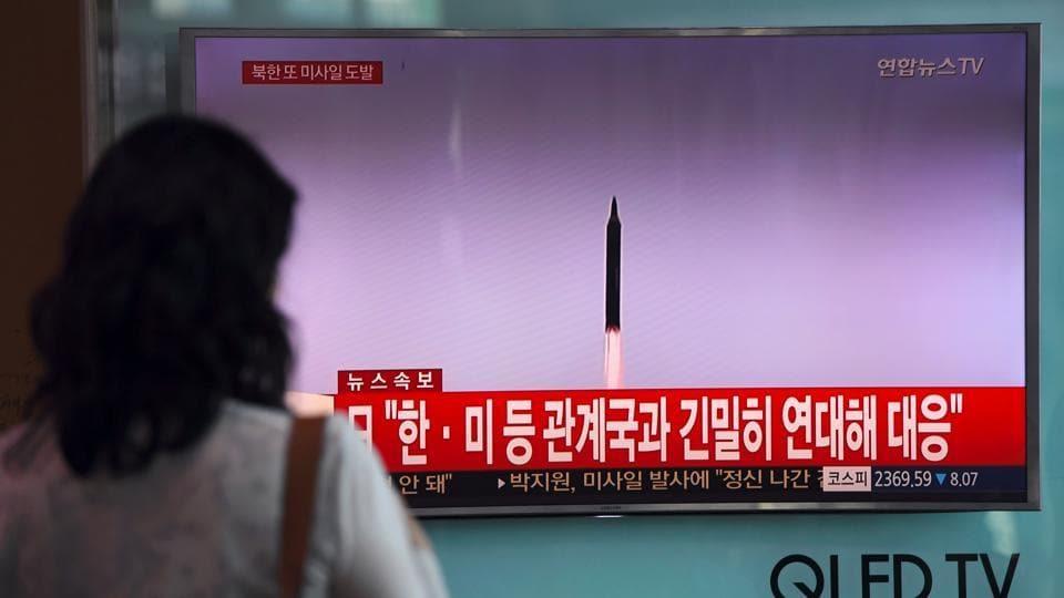 Russia,North Korea,Missile crisis