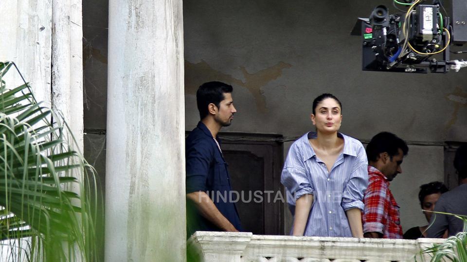 Kareena Kapoor Khan,Sumeet Vyas,Veere Di Wedding