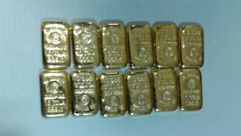 Gold bars,Gold smuggling,Dubai
