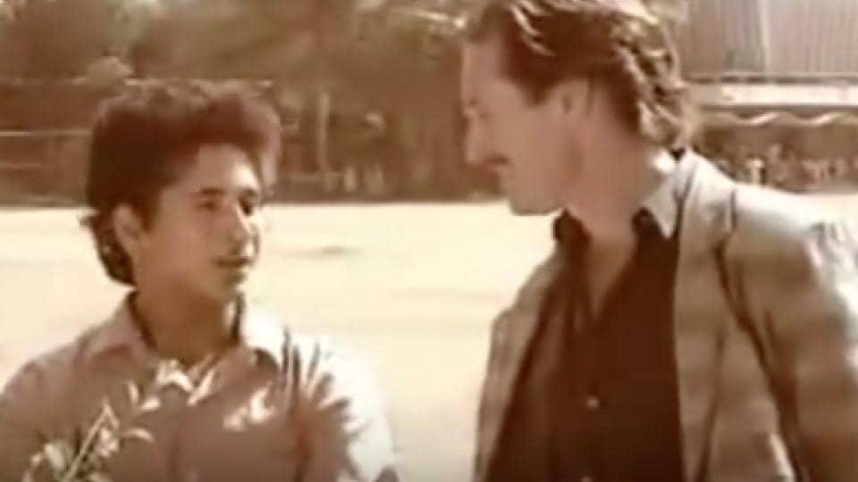 Tom Alter dies: When the actor interviewed Sachin Tendulkar in early 1989