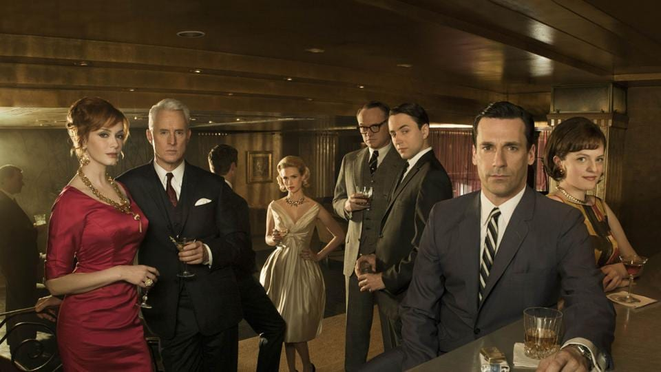 The new theme park will have a  restaurant themed after the TV show Mad Men.