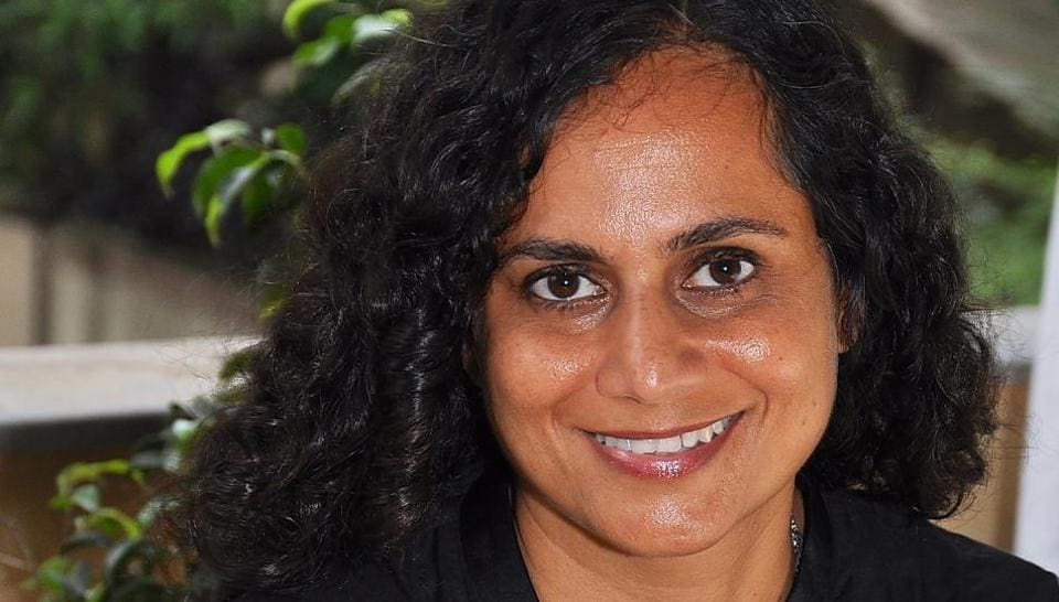 Author Radhika Vachani.