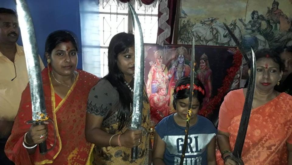 West bengal,Shashtra puja,Bijoya Dashami