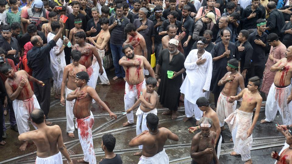 The tenth day, this year celebrated on October 1, is important as a day of observance and is called the day of 'Ashura'.