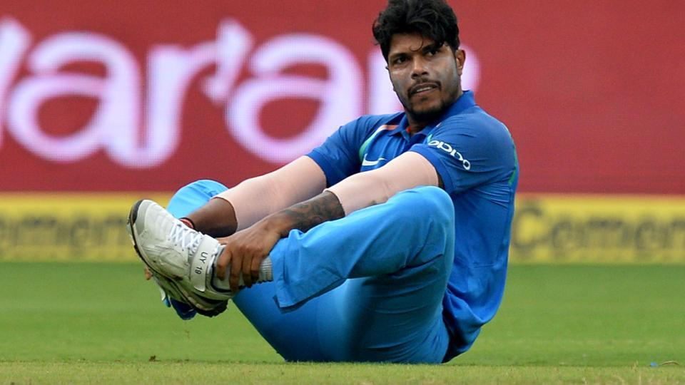 Indian bowler Umesh Yadav picked up four wickets against Australia in the fourth ODI in Bangalore on Thursday.