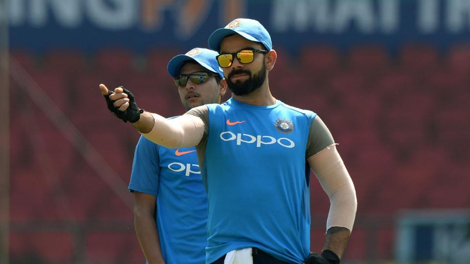 Virat Kohli's Indian cricket team will look to make it 4-1 when they take on Australia in Nagpur on Sunday.  (AFP)