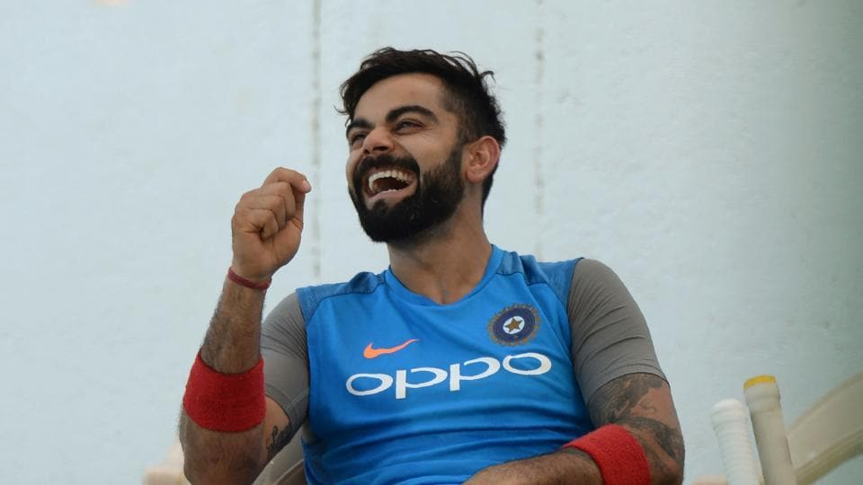 Virat Kohli, who got out cheaply in the Bangalore game, will look to play a big knock.  (AFP)