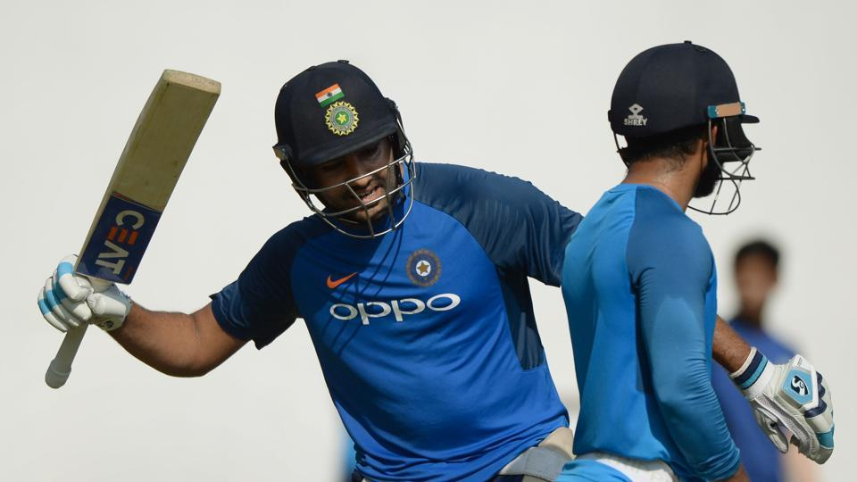 Rohit has scored 171 runs, with two fifties, in the four ODIs so far.  (AFP)