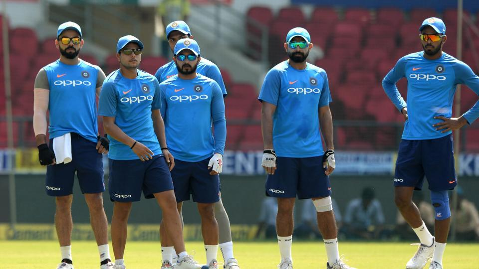 After the Nagpur ODI, India will play three T20s against Australia, starting October 7.  (AFP)