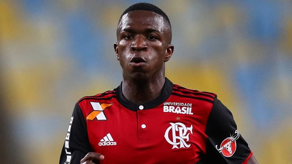 Vinicius Junior is one of Brazil's main players at the 2017 FIFAU-17 World Cup.