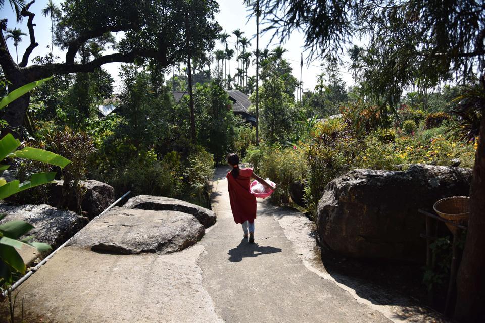 Meghalaya MLA,Samuel Sangma,South Garo Hills district