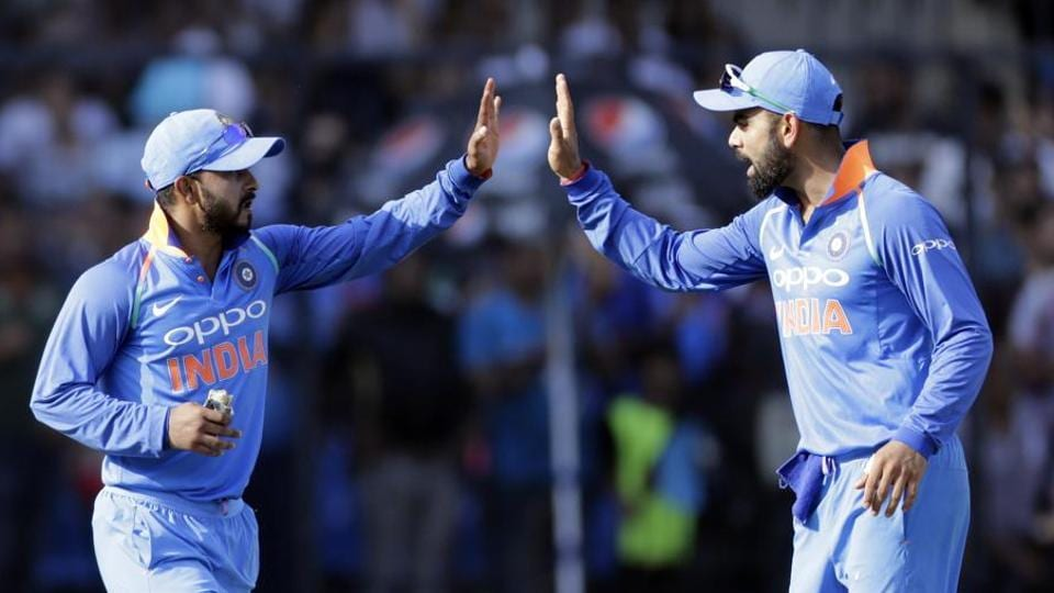Live streaming of India vs Australia, 5th ODI was available online. Riding on RohitSharma's century, India beat Australia by seven wickets to clinch series 4-1.