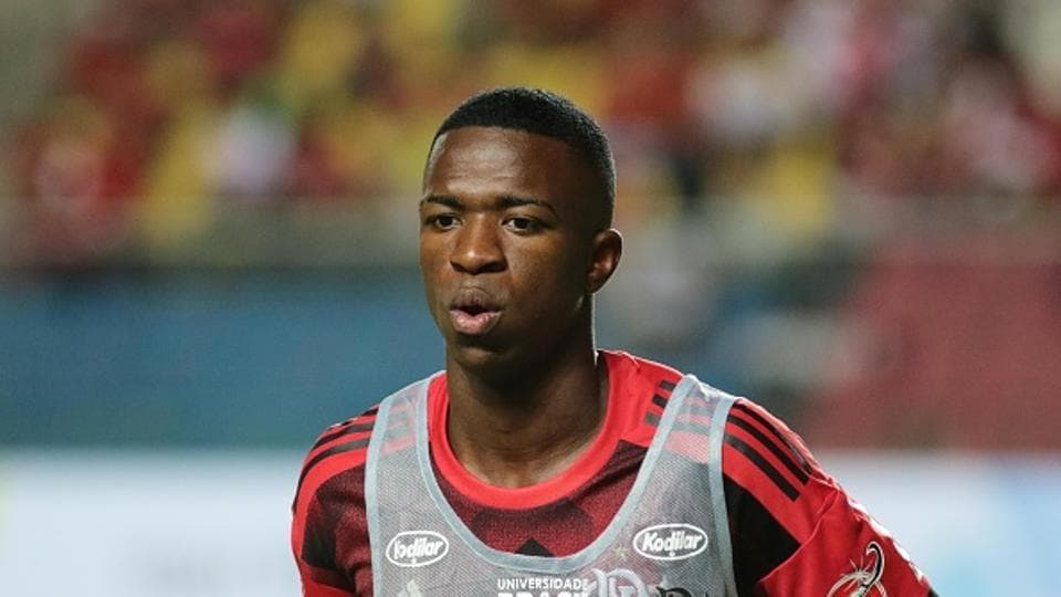 Vinicius Junior, who has been signed by Real Madrid, will not be part of Brazil squad for the FIFA U-17 World Cup.