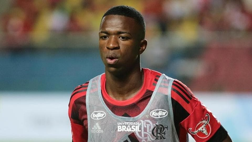 Real Madrid recruit Vinicius to miss U-17 World Cup