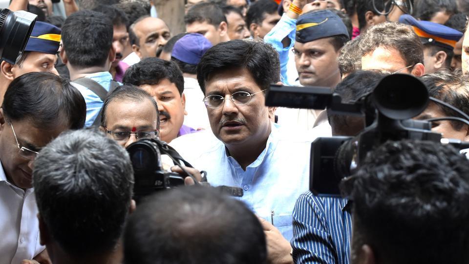 Mumbai,Piyush Goyal,stampede